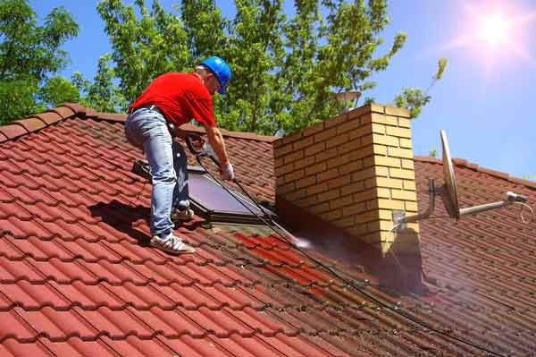 roof cleaning services beavercreek ohio