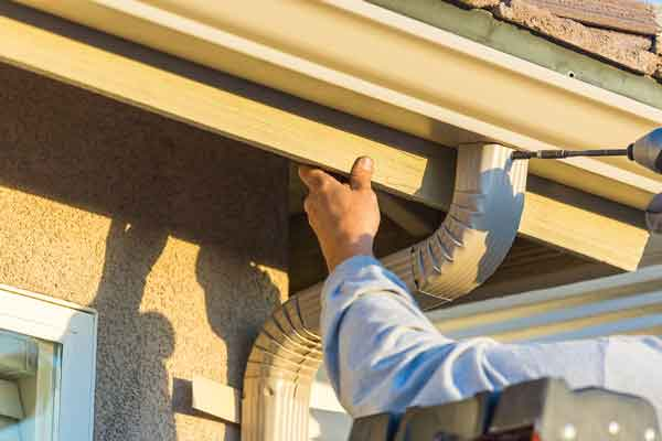 Roofing Gutters and Drainage Systems Beavercreek Ohio