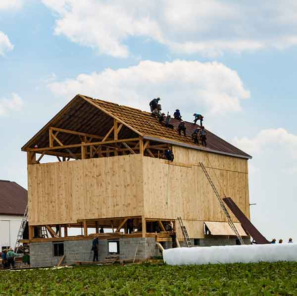 pole barn construction beavercreek ohio